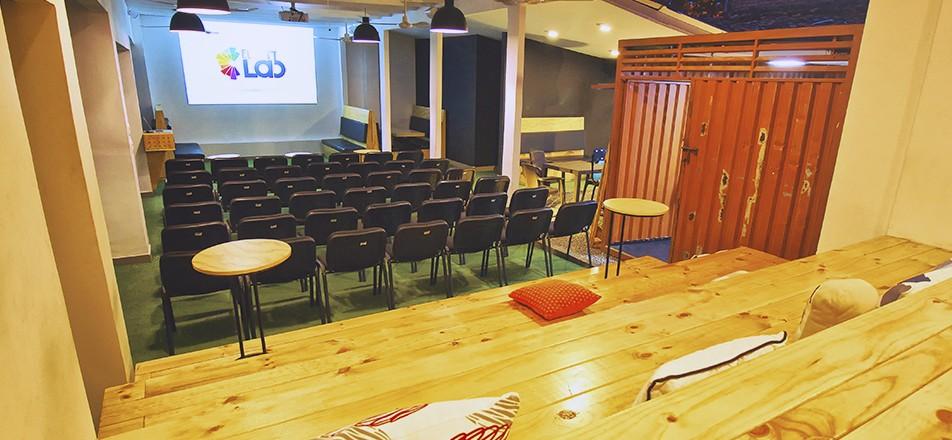 Auditorio Lounge